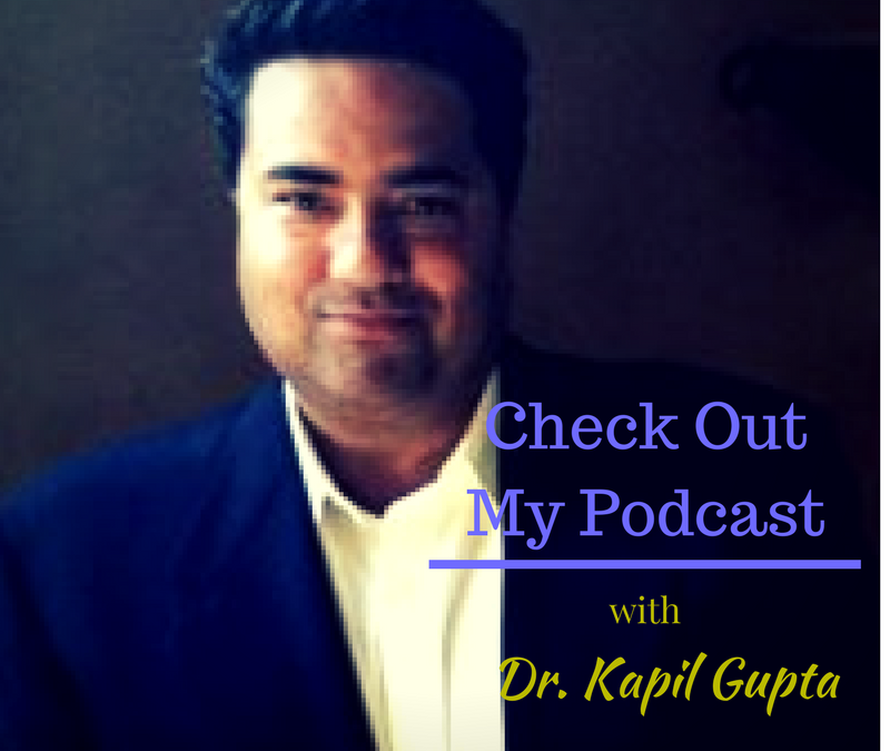 003: Become MindLESS, not MindFUL, with Dr. Kapil Gupta