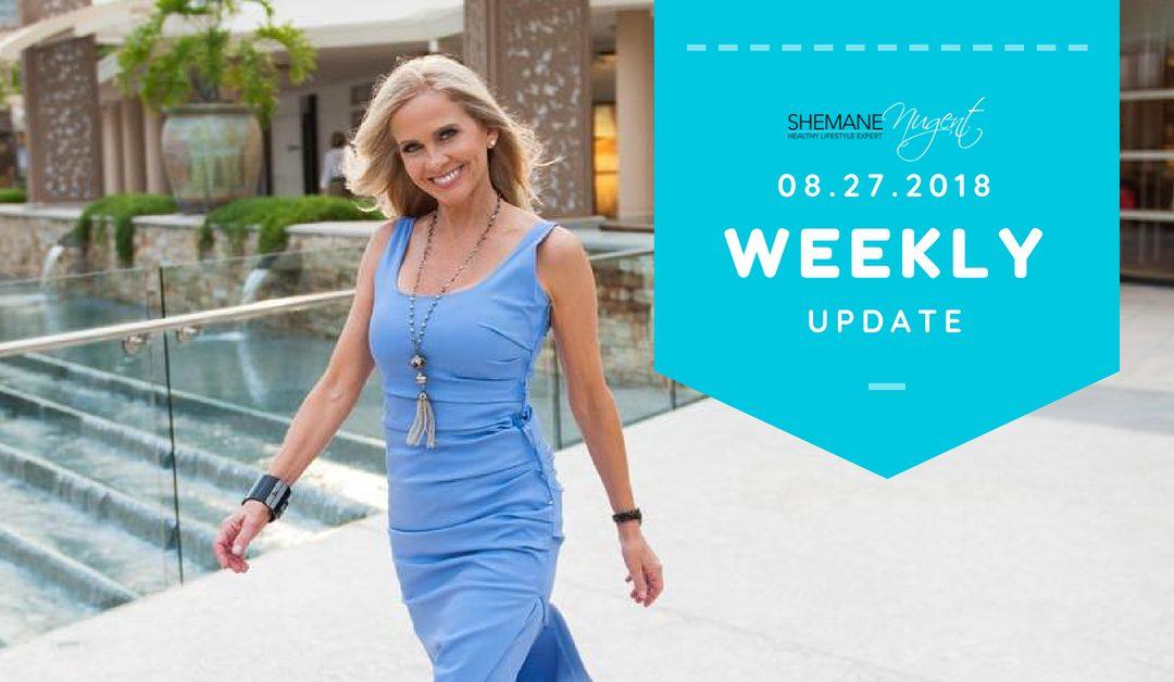 Weekly Update – Aug. 27, 2018