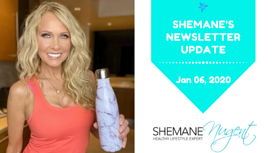 Shemane's Newsletter Update – January 6, 2019