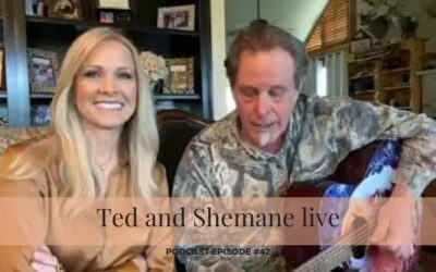 #42 – Ted and Shemane live