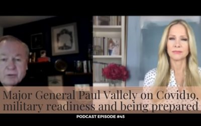 #45 – Major General Paul Vallely on Covid19, military readiness and being prepared